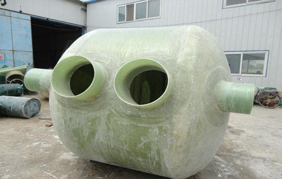 5立方玻璃钢化粪池